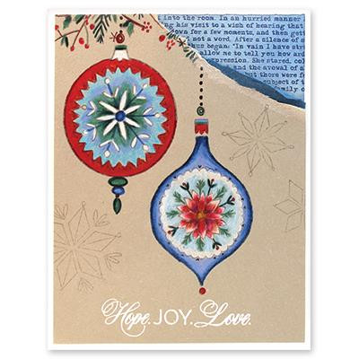 Fragile Frill, Penny Black Clear Stamps -