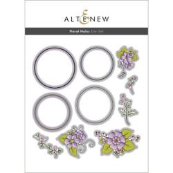 Floral Halos, Altenew Dies -