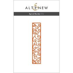 Spiral Border, Altenew Dies -