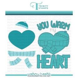 Warm Heart, Trinity Stamps Dies -