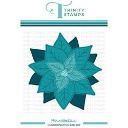 Poinsettia, Trinity Stamps Dies -
