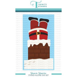 Stuck Santa, Trinity Stamps Dies -