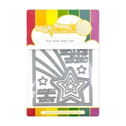Star Wish Panel, Waffle Flower Dies -