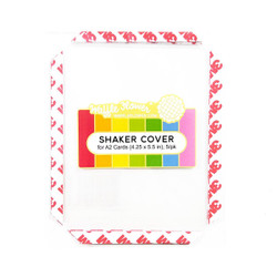 A2 Infinity, Waffle Flower Shaker Covers -
