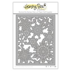 Fancy Flakes Cover Plate, Honey Cuts Dies -