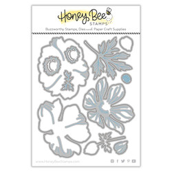 Lovely Layers: Anemone, Honey Cuts Dies -