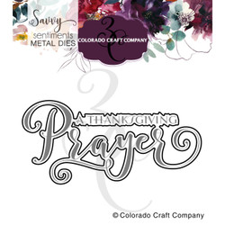 Thanksgiving Prayer, Colorado Craft Company Dies -