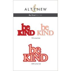 Be Kind, Altenew Dies -