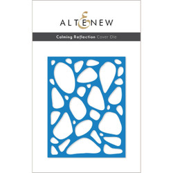 Calming Reflection Cover, Altenew Dies -