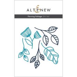 Flowing Foliage, Altenew Dies -