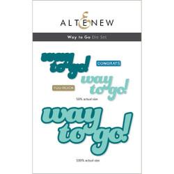 Way to Go, Altenew Dies -