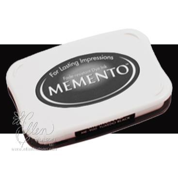 Memento Ink Pad, Tuxedo Black -