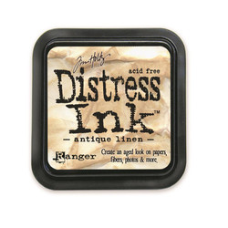 Antique Linen, Ranger Distress Ink Pad -