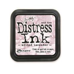Milled Lavender, Ranger Distress Ink Pad -