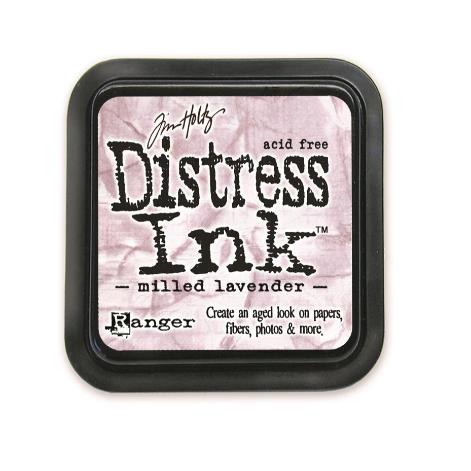 Milled Lavender, Ranger Distress Ink Pad -