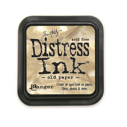Old Paper, Ranger Distress Ink Pad -