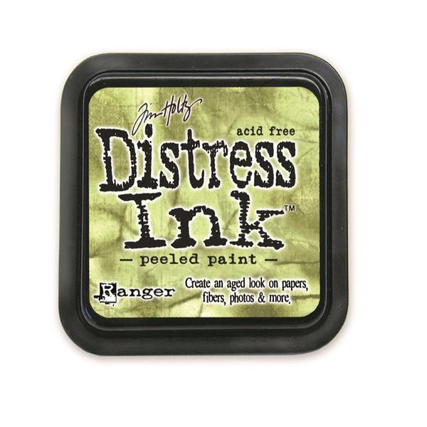 Peeled Paint, Ranger Distress Ink Pad -