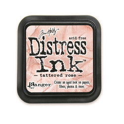 Tattered Rose, Ranger Distress Ink Pad -