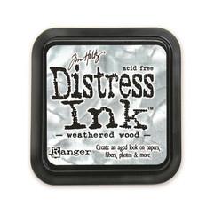 Weathered Wood, Ranger Distress Ink Pad -