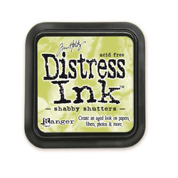 Shabby Shutters, Ranger Distress Ink Pad -
