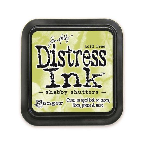 Shabby Shutters, Ranger Distress Ink Pad -