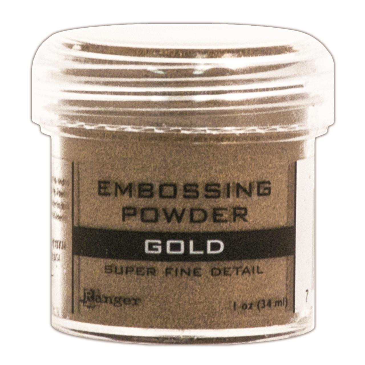 Ranger Super Fine Embossing Powder, Gold -