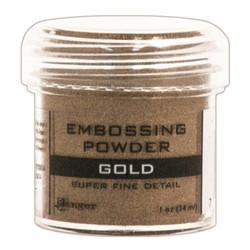 Ranger Super Fine Embossing Powder, Gold -