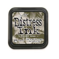 Forest Moss, Ranger Distress Ink Pad -