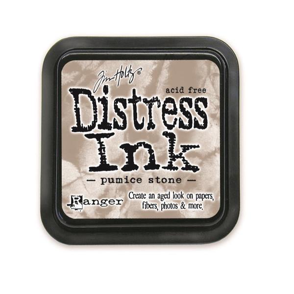 Pumice Stone, Ranger Distress Ink Pad -