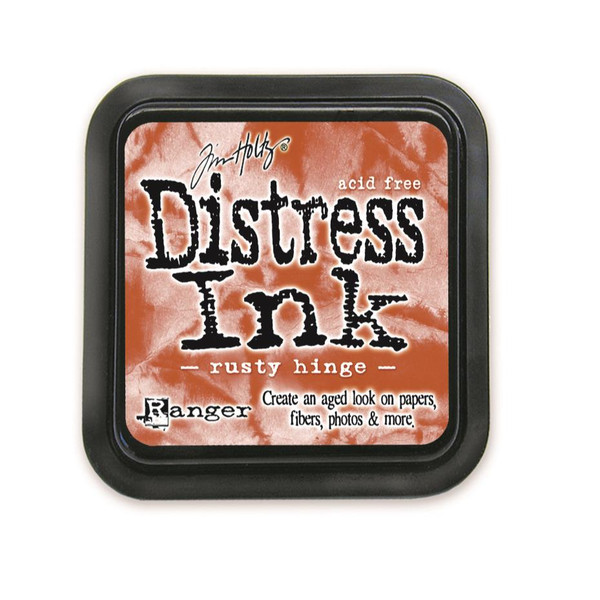 Rusty Hinge, Ranger Distress Ink Pad -