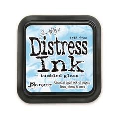 Tumbled Glass, Ranger Distress Ink Pad -