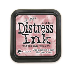 Victorian Velvet, Ranger Distress Ink Pad -