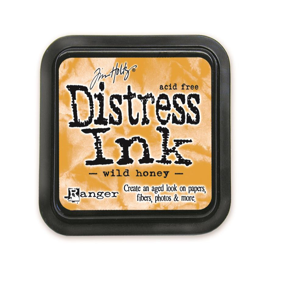 Wild Honey, Ranger Distress Ink Pad -