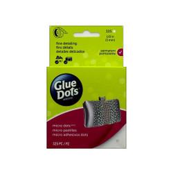 Micro (1/8'), Glue Dots (34300) -