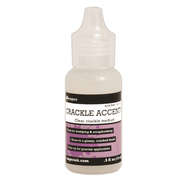 Mini Crackle Accents, Ranger Accents -