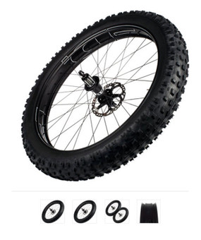 Fat Bike Alumminum