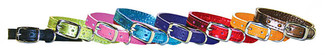 Leather Pocket Pups Dog Collars