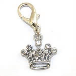 Royal Crown Charm for Pet Collars