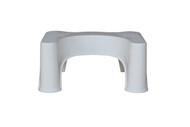 """Doodie Rite 8.2"""" Toilet Stool - Excretion Aid - Natural Bathroom Relief Through a Toilet Stool"""