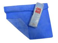 Cool Wave Sports Towel Re-Wet Cloth Towel - Machine Washable