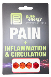 Pure Energy Band - Pinnacle Pack - Pain + Inflammation & Circulation