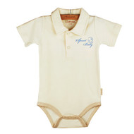 Eotton Certified Organic Cotton Baby Bodysuit - Sport Baby