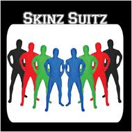 Skinz Adult Morph Bodysuits Spandex Blend