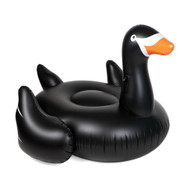 SunnyLife Inflatable Swan - Black