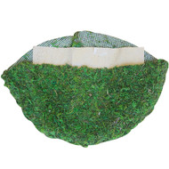 Moss Liner Semicircle for Basket Filling Layer (10 in.)