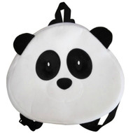 Emoticon Emoji Backpack Round Plush Panda