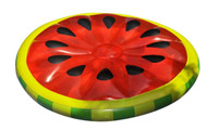 Rolling Aqua Inflatable Watermelon 72""
