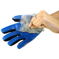 Rolling Pet Deshedding Glove Brush! Pet Grooming for Shedding Animals