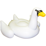 SUNOLOGY Luxe Float Swan White
