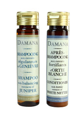 Damana Shampoo & Conditioner Travel Size Set